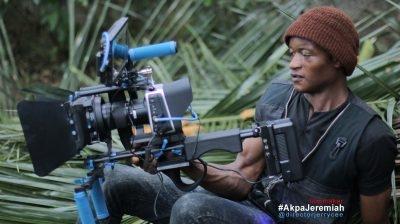 Akpa Jeremiah aka #directorJerrycee